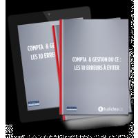 Livre blanc CE : Gestion et Compta, les 10 erreurs à éviter