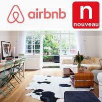Airbnb - Nouveau partenaire - Offre spéciale