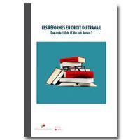 Livre blanc - Les réformes en droit du travail